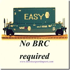 No Bank realization Certificate BRC required for Indian Exporters copy