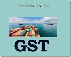 No GST on Services of general insurance business provided under Coconut Palm Insurance Scheme