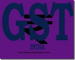 No GST on sale and purchase of spices