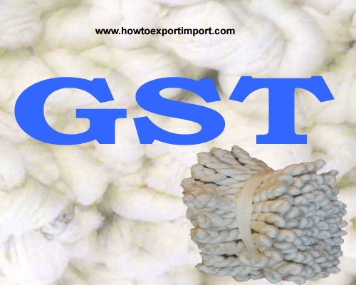 how to pay gst tax online