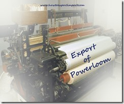 Powerloom Development  Export Promotion Council