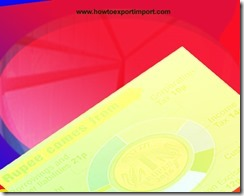 Procedures on Payments of Imports and Exports through bank