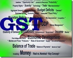 Procedures to claim reduction in output tax liability of GST in India
