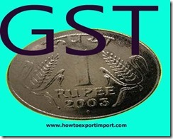Procedures to obtain GST registration for non-resident taxable person
