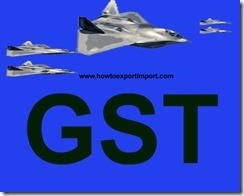 Rate of GST applicable for Aircraft and parts, spacecraft and parts