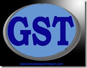 GST payable rate on Vegetable carving material, mineral carving material, carved wax etc