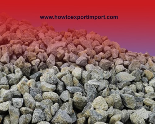 Ash And Slag : Rate slab of gst for slag ash and ores in india