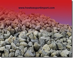 Rate slab of GST for Slag, Ash and Ores in India