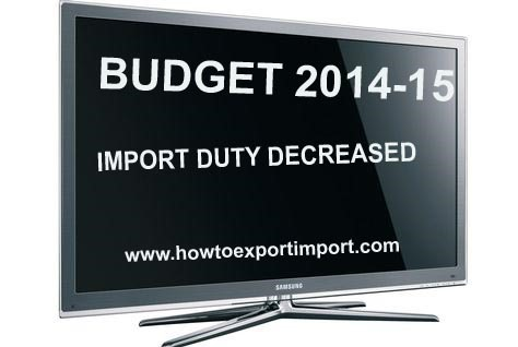 ae7d04cc205 Reduction of import duties on LED