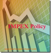 IMPEX Policy 2015-20