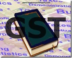 Section 49 of CGST Act, 2017 Payment of tax, interest, penalty and other amounts