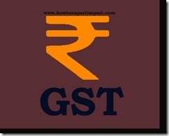 Section 6 of UTGST Act, 2017