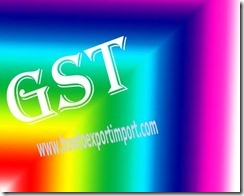 Service tariff code of GST for Recreational, cultural and sporting services