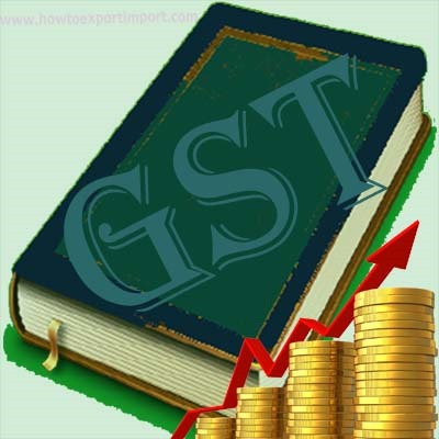 Step by step procedure to login with GST common portal in India