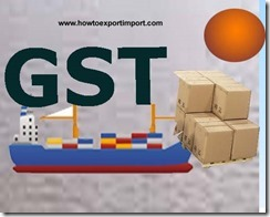 TDS utilization and accounting under GST system in India