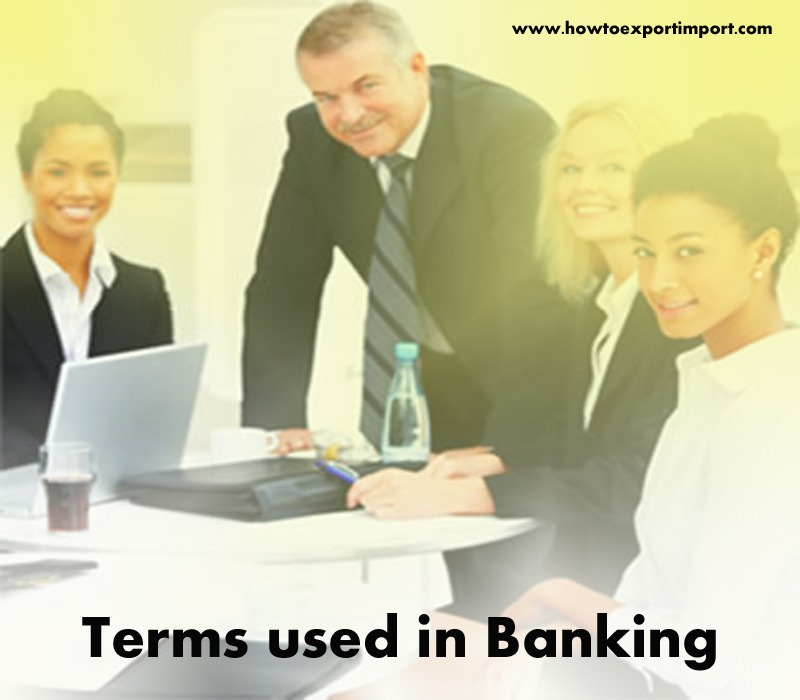 Terms Used In Banking Business Such As Capital Adequacy Ratio