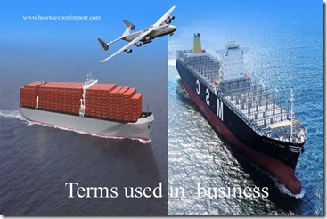 Terms used in  business such Escape Clause ,EsotericEsoterica,E-Tailer,Ethnic Monitoring ,Ethos , Euro etc