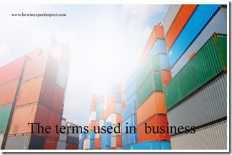 The terms used in  business such as Unique Visitor,Unit Trust ,Unlimited Company, Unsystematic Risk ,Unzip,Uptime etc