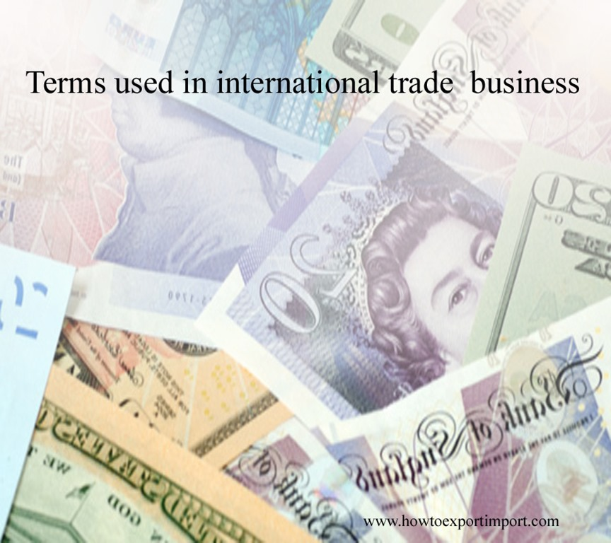 Terms Used In International Trade Business Such Force Majeure Foreign Ets Control Direct