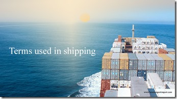 Terms used in shipping such as Rio Group,Rollback,Rolling cargo,Rounds , Royalty,Running Days,Running Gear etc