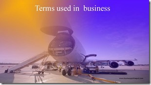 Terms used in  business such as Hysteresis,Icon,Identity Theft,International Direct Mail,Impaired capital,Implied terms etc