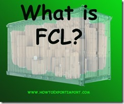 The term FCL. What is FCL means
