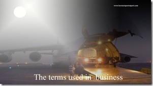 The terms used in  business such as Joint venture,Journal,Jurisdiction, Kanban, Keiretsu,Key Account  etc