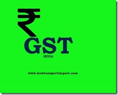 Waived GST on purchase of sickles