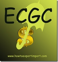 What is ECGC and how does ECGC protect exporters copy