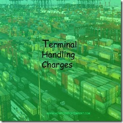 What is THC - Terminal Handling Charges copy