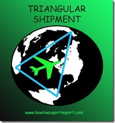 Documentation for triangular shipment copy
