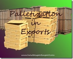 Why does Palletization require copy