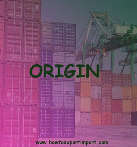 Why need certificate of origin yadclub Choice Image