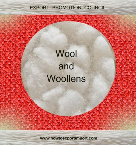 Import And Export Company Emirate Co Mail: Wool Industry Export Promotion Council