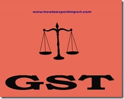 Zero rate GST on Services provided by way of pure labour contracts of any other original works