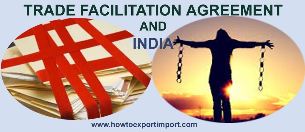 Trade facilitation agreement tfa and india india and tfa bali package platinumwayz