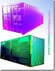 difference between ventilated container and normal container
