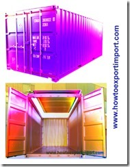 Difference between standard container and hard top container