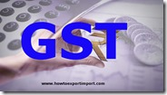 GST payable rate on business Hand tools, blow lamps, clamps, portable forges etc