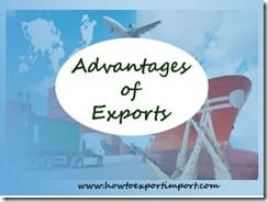 Financial assistance,benefits and supports to Exporters in India