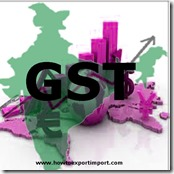 GST percentage on sale or purchase of Earthen or roofing tiles