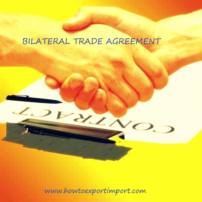 Effect Of Bilateral Trade Agreements