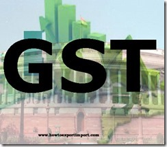 section 14 of IGST Act,2017, Special provision for payment of tax by a supplier