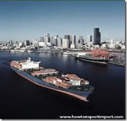 Difference between Vessel arriving and Vessel berthing in export import trade