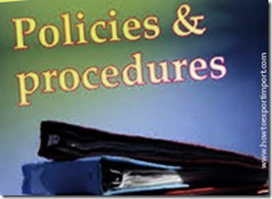 Export customs clearance procedures and formalities in India